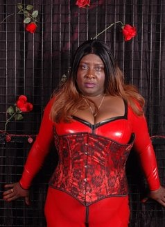 Oslo BBW Black Mistress - Madame Darknes - dominatrix in Oslo Photo 15 of 18
