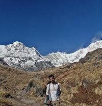 Pawan Khadka - Male escort in Kathmandu