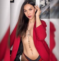 Threesome with my Girl or just Me Alone - Transsexual escort in Nice