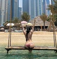 Playboy & lingerie model Aurora d'Orsay - escort in Dubai