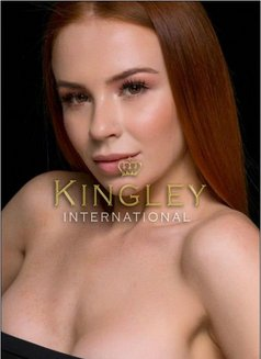 Gorgeous redhead - limited time only - escort in Singapore Photo 6 of 6
