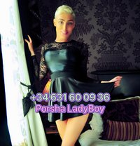 Porsha Uk Ladyboy - Transsexual escort in Al Manama