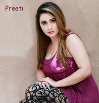 Preeti Indian Busty Girl - escort in Dubai