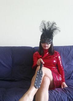 Professional Mistress Ann in town - dominatrix in Dubai Photo 6 of 30