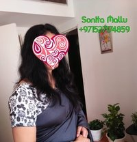 Pure Indian Mallu Sonita - escort in Abu Dhabi