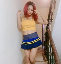 TS RACHELLE ONLY 4 VACCINATED ONES - Transsexual companion in Bangalore