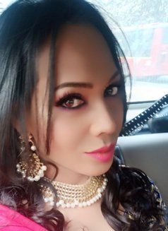 Raghvi - Transsexual escort in New Delhi Photo 17 of 17