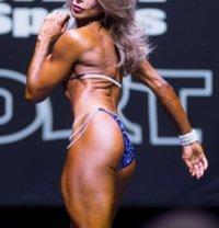Raicca the Pro Athlete & Muscles Queen - escort in Beirut