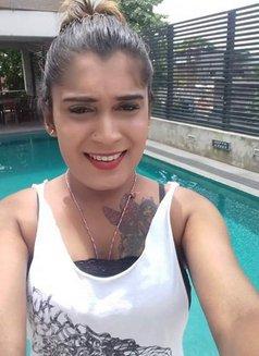 Rashi wijewarda❤back to mount lavinia. - Transsexual escort in Colombo Photo 1 of 30