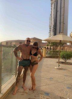 100% Real Couple ⚜️Porn Feeling⚜️ - escort in Dubai Photo 11 of 22