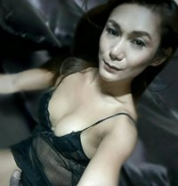 Real Massage+Top & Bottom Extra Fun - Transsexual escort in Makati City Photo 30 of 30