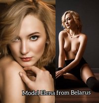 Real model Elena not fake - escort in Kuala Lumpur Photo 9 of 9