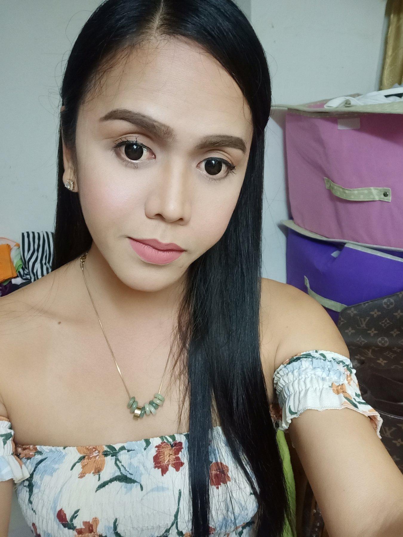 Rebecca, Filipino Transsexual companion in Manila