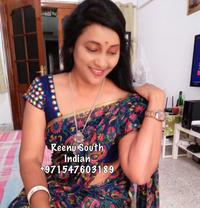 Reenu South Indian Telugu Mature - escort in Dubai