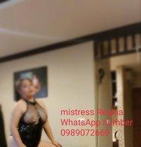 Regina - dominatrix in Pattaya