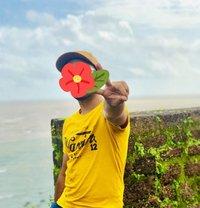 Rohan - masseur in Seychelles