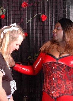 Rome & Milan Bbw Black Mistress - dominatrix in Rome Photo 16 of 18