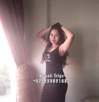 Ropali Telgu Indian - escort in Abu Dhabi