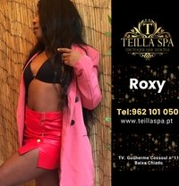 Roxy - escort in Lisbon