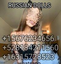 Russian Dolls - escort in Beirut Photo 1 of 3