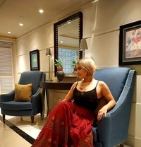 Natalie,Russian lady (Best Camshow) - escort in New Delhi