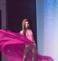 Samantha - Transsexual escort in Hong Kong