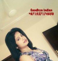Sandhya Tamil Brown Indian Beauty - escort in Singapore