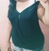 Sanjana Sanju(phone and Cam Show)) - escort in Mumbai