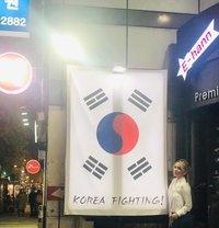 """NEW Sara """"A Level"""" - escort in Seoul"""