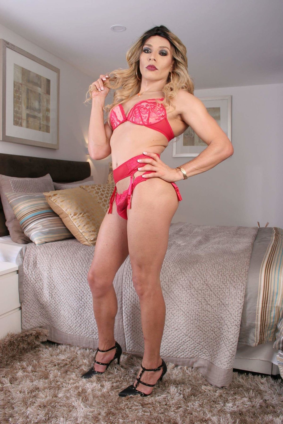 Sasha XXL, Brazilian Transsexual escort in Newcastle upon Tyne