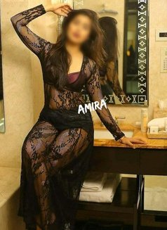 Sensual Tantra massage by Indian Amira - escort in Rome Photo 1 of 3
