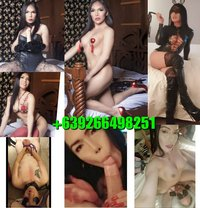 Manila's SEX Expert Kinky Shemale - Transsexual escort in Manila