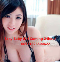 Sexy Baby Girl Coming 24hour - escort in Dubai Photo 1 of 3