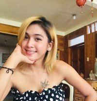 Virgin and Sexy Clau - Transsexual escort in Davao