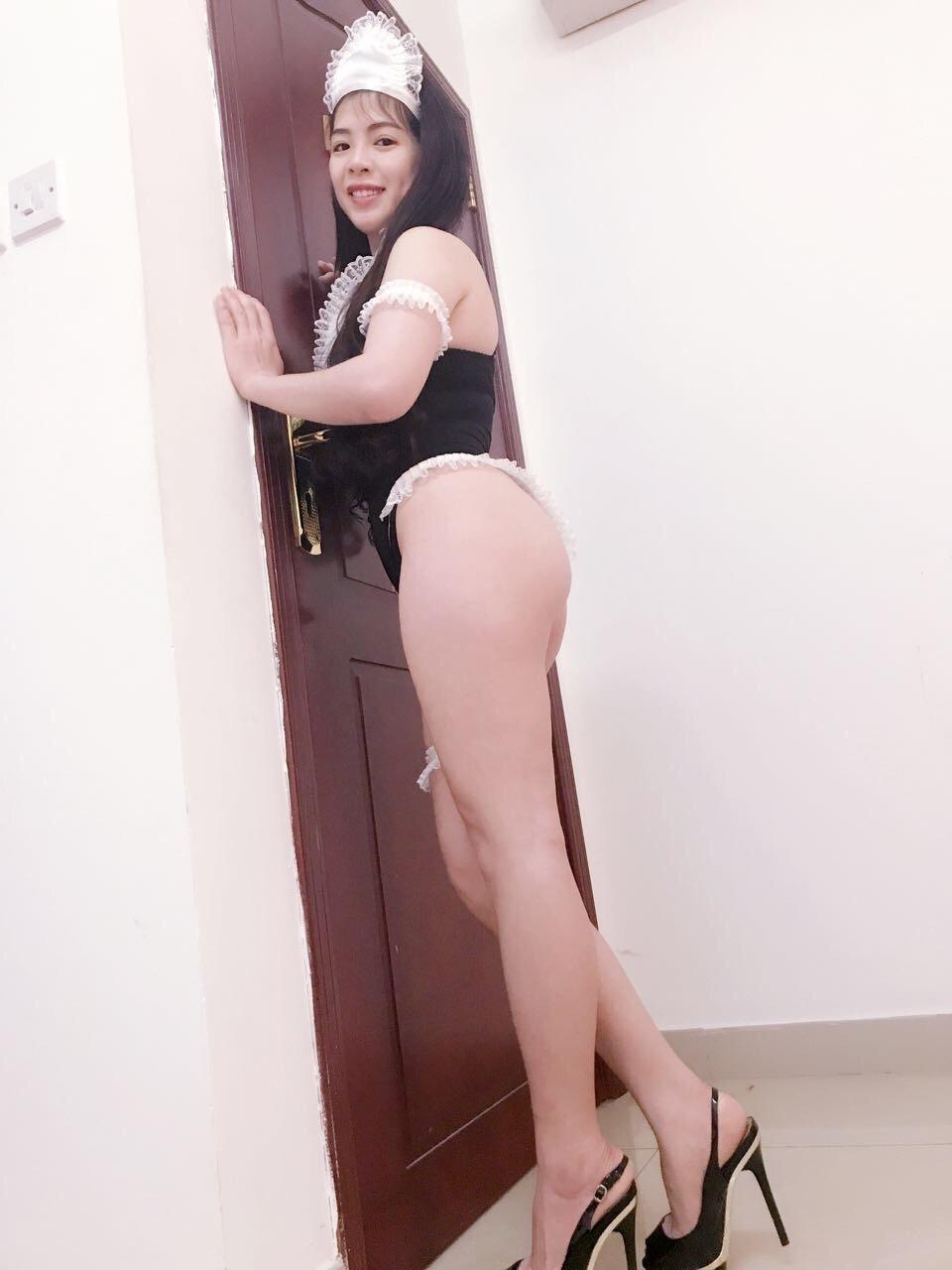 Filipina sex high heel think
