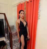Cam show Sexy-Andrea - Transsexual escort in Makati City Photo 8 of 12