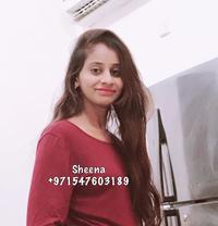 Sheena Slim Curvy Indian Escort in Dubai - escort in Abu Dhabi