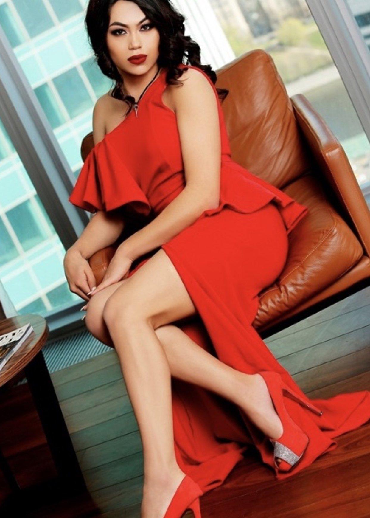 Shemale Aisha New, Iranian Transsexual escort in Dubai