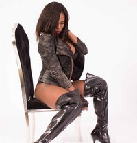 Shemale Melano - Transsexual escort in Harare
