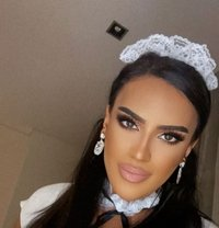 Shemale Monika new number what's up - Transsexual escort in Dubai Photo 1 of 4