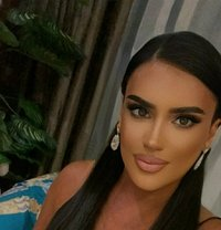 Shemale Monika new number what's up - Transsexual escort in Dubai
