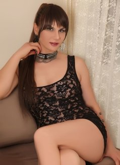 Shemale Sevcan - Transsexual escort in İstanbul Photo 1 of 10