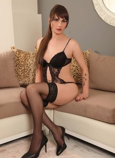 Shemale Sevcan - Transsexual escort in İstanbul Photo 8 of 10