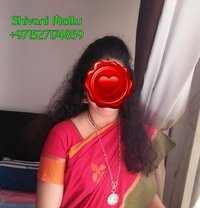 Shivani Indian Mallu, Milf, Escort - escort in Dubai