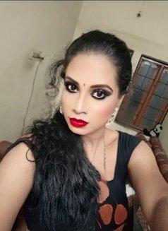 Silk Priya - Transsexual escort in Chennai Photo 1 of 3