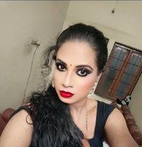Silk Priya - Transsexual escort in Chennai