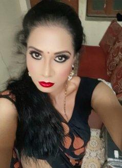 Silk Priya - Transsexual escort in Chennai Photo 3 of 3