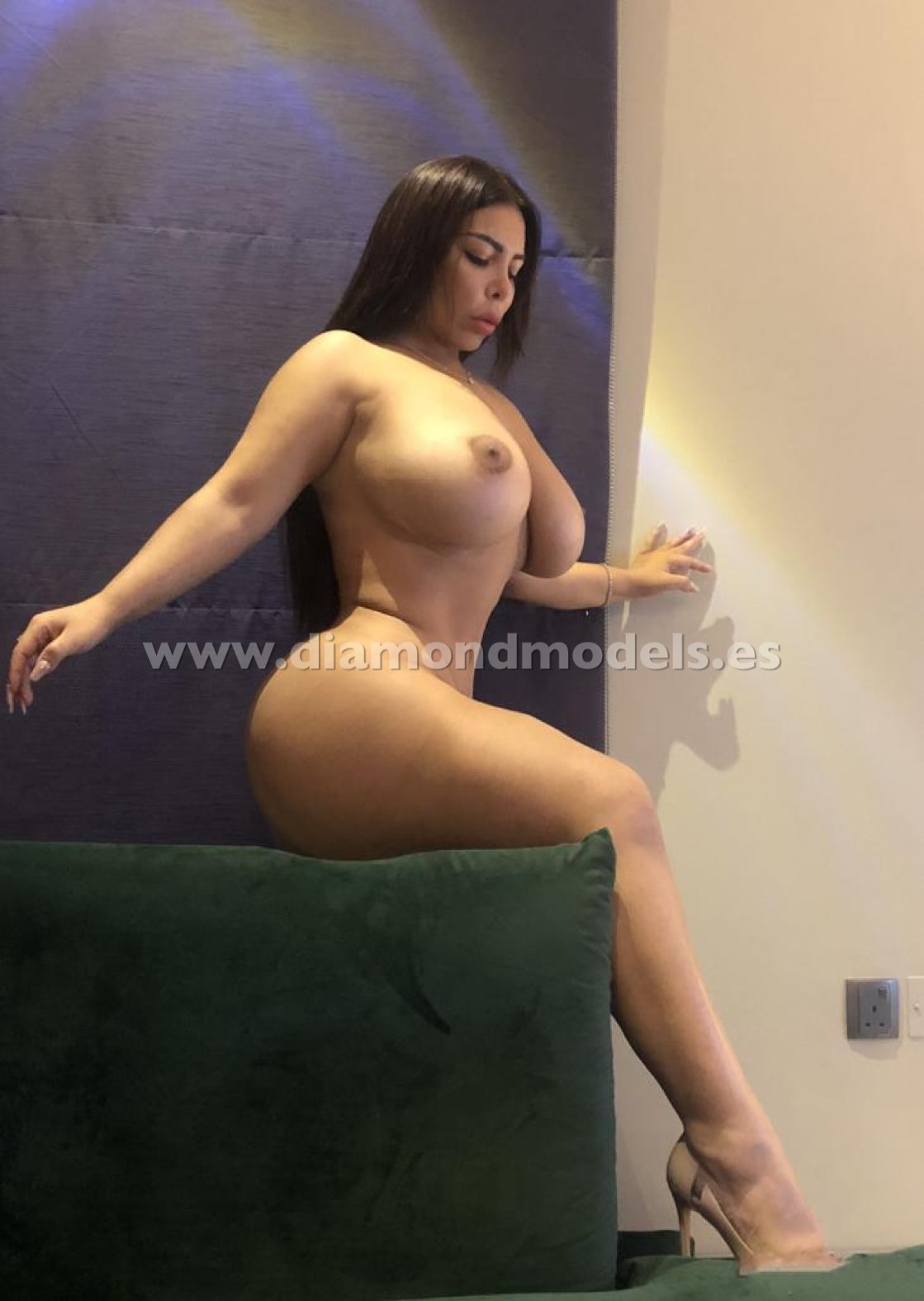 Brunette Long Legs Big Tits