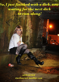 Sissy Hooker Bunny - Transsexual escort in Shanghai Photo 7 of 9