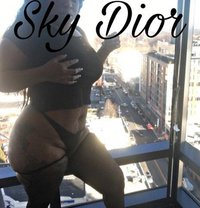 Sky Dior - escort in Alexandria